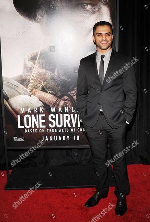 Editorial image of 'Lone Survivor' film premiere, New York, America - 03 Dec 2013