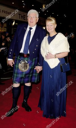 Stock Picture of Henry McMeekin and Charmaine McMeekin