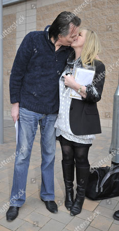 Bolton Publican Nick Hogan 43 With Wife Denise Is Released From Hmp Forestbank Manchester. Hogan Was The First Person To Be Prosecuted Under The New Smoking Laws. Pub Landlord Jailed For Ignoring Smoking Ban And Allowing Customers To Smoke In His Pub.