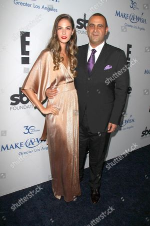 Editorial picture of Make-A-Wish 2013 Wishing Well Winter Gala, Beverly Hills, Los Angeles, America - 04 Dec 2013