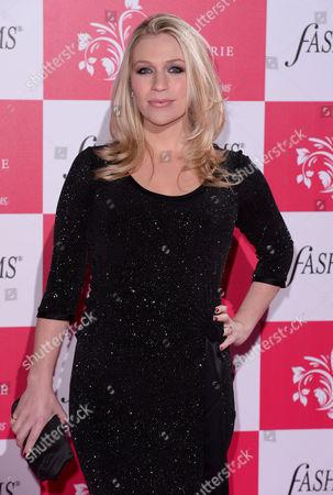 Editorial photo of UK Lingerie Awards, Freemasons Hall, London, Britain - 04 Dec 2013