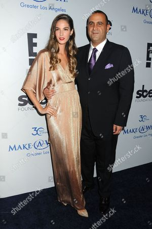 Editorial image of Make-A-Wish 2013 Wishing Well Winter Gala, Beverly Hills, Los Angeles, America - 04 Dec 2013