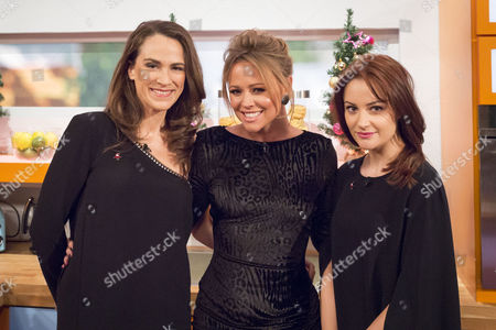 Editorial picture of 'Lorraine Live' TV Programme, London, Britain. - 05 Dec 2013