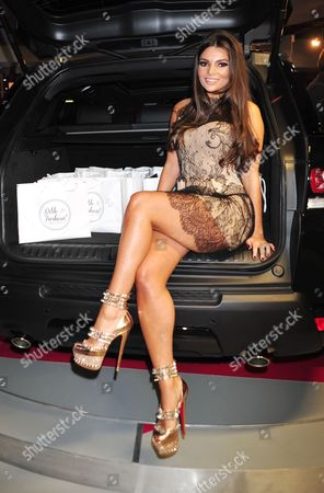 Editorial image of Bible For Fashion Launch Party, London, Britain - 04 Dec 2013