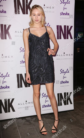 Editorial image of 'A Night With Nick' at INK nightclub, London, Britain - 04 Dec 2013