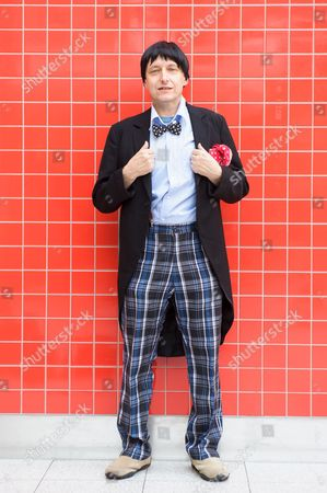 Stock Picture of Fred Kirkham as Patrick Troughton