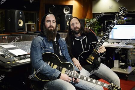 In Flames - Bjorn Gelotte and Niclas Engelin