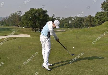 Editorial image of Hong Kong Open, Hong Kong Golf Club, Fanling, Hong Kong, China - 06 Dec 2013