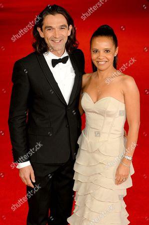 Justin Chadwick and Michelle Chadwick