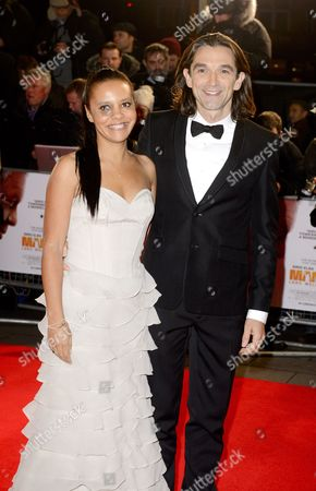 Michelle Chadwick and Justin Chadwick