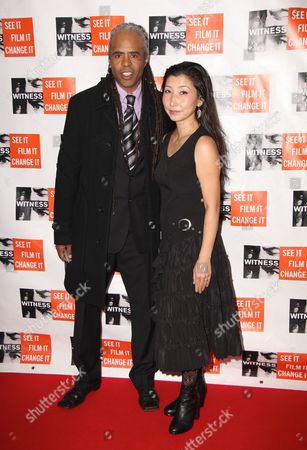 Hassan Hakmoun and Chikako Iwahori