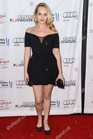 Editorial picture of 'I'll Eat You Last: A Chat With Sue Mengers' play premiere, Los Angeles, America - 05 Dec 2013
