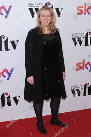 Editorial image of Women in TV and Film Awards, London, Britain - 06 Dec 2013