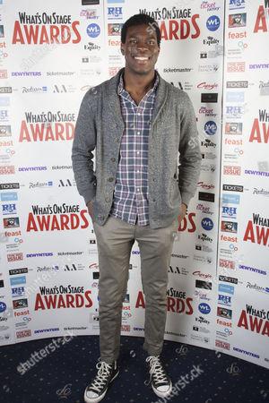 Stock Picture of Adebayo Bolaji