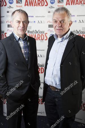 Robert Goodale and David Goodale
