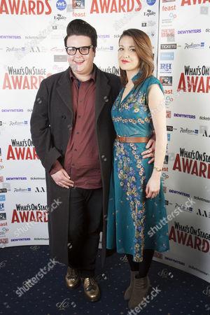 Sam Buttery and Sarah Goggin