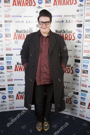 Editorial photo of 2013 Whatsonstage.com Awards Launch Party, London, Britain - 06 Dec 2013