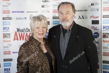 Alison Steadman and Michael Elwyn