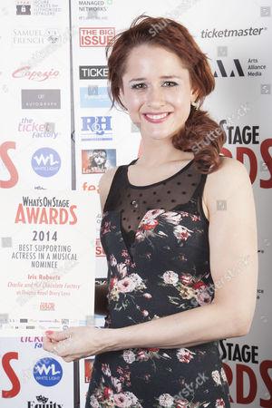 Stock Photo of Iris Roberts