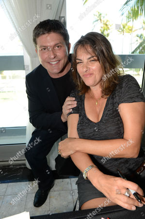 Stock Image of Kenny Goss and Tracey Emin