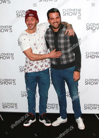 Kirk Norcross and Ricky Rayment
