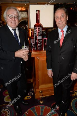 Stock Picture of Christophe Navarre and Gilles Hennessy