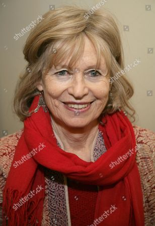 Editorial image of Victoria Brittain promoting her book 'Shadow Lives: The Forgotten Women of the War on Terror', Blackwells, Oxford, Britain - 04 Dec 2013