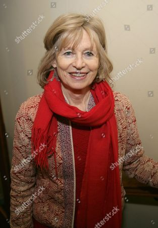 Editorial picture of Victoria Brittain promoting her book 'Shadow Lives: The Forgotten Women of the War on Terror', Blackwells, Oxford, Britain - 04 Dec 2013