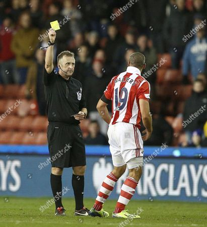 Editorial picture of Barclays Premier League 2013/14, Stoke City v Chelsea, Britannia Stadium, Stoke, Britain - 07 Dec 2013