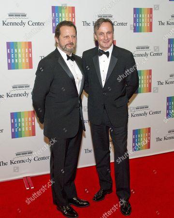 Rob Ashford and Kevin Ryan
