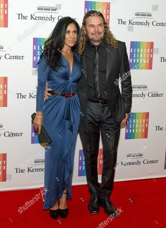 Editorial picture of 2013 Kennedy Center Honors Gala Dinner, Washington DC, America - 07 Dec 2013