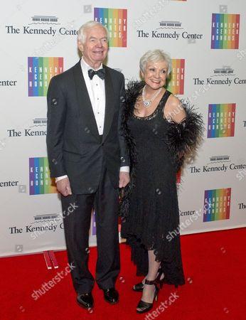 United States Senator Thad Cochran (Republican of Mississippi) and Kay Webber