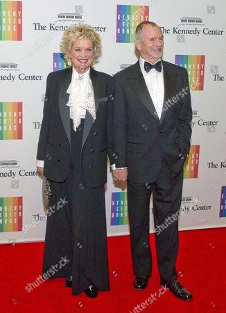 Stock Photo of Christine Ebersole and William Moloney