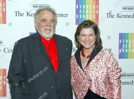 Herbert V. Kohler, Jr. and his wife, Natalie
