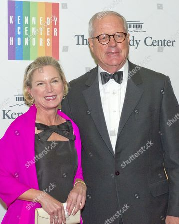Stock Picture of James A. Johnson and Heather Muir Kirby