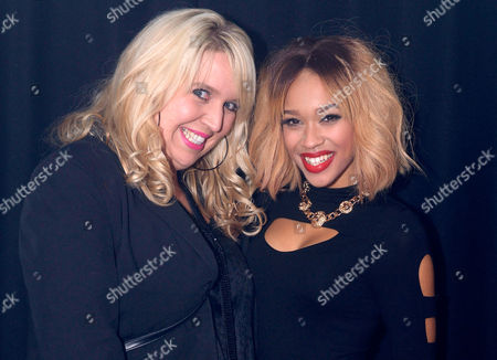 Shelley Smith and Tamera Foster