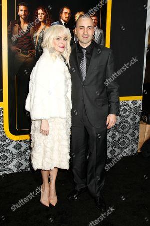 Editorial picture of 'American Hustle' film premiere, New York, America - 08 Dec 2013