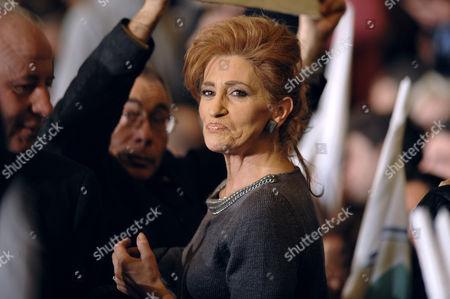 Editorial image of Silvio Berlusconi at Forza Italia Club meeting, Rome, Italy - 08 Dec 2013