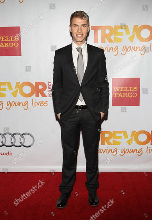 Editorial picture of 2013 Trevor Project Live, Los Angeles, America - 08 Dec 2013