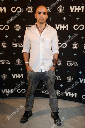 Editorial picture of The Official VH1 SCOPE Party, Miama, America - 06 Dec 2013