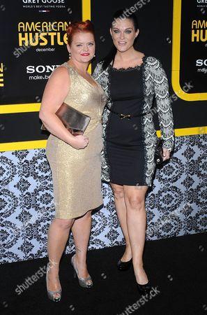 Melissa McMeekin and Erica McDermott