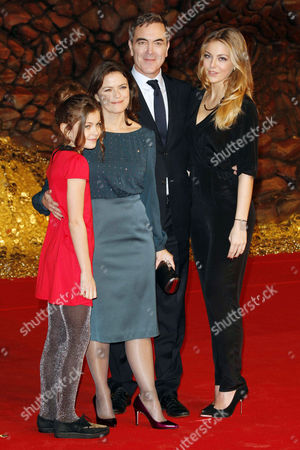 Editorial photo of 'The Hobbit: The Desolation of Smaug' film premiere, Berlin, Germany - 09 Dec 2013
