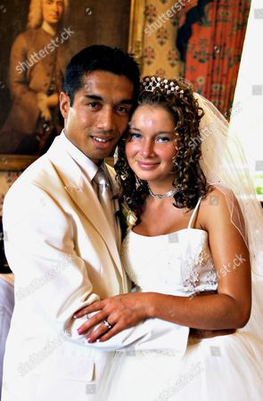 Stock Photo of BOBBY PETTA AND JULIE MILLIGAN