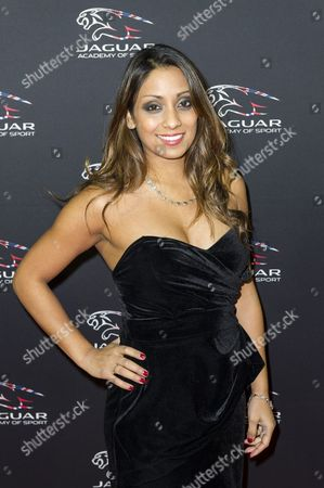 Editorial photo of Jaguar Academy of Sport Awards, London, Britain - 08 Dec 2013