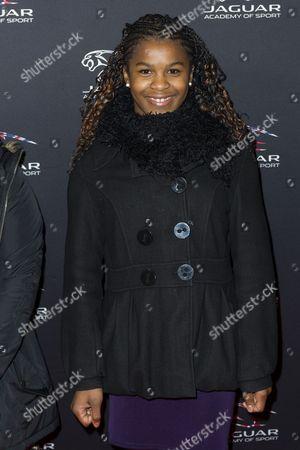 Stock Picture of Tyesha Mattis