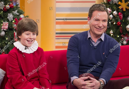 Jack Topping and Richard Arnold