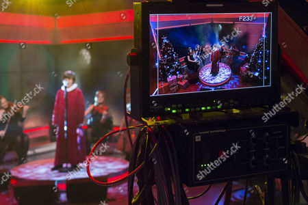 Editorial photo of 'Daybreak' TV Programme, London, Britain - 10 Dec 2013
