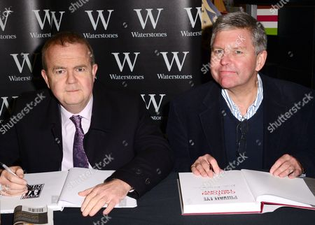 Ian Hislop and Nick Newman