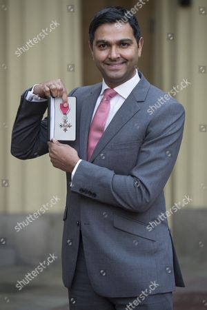 Editorial photo of Investitures at Buckingham Palace, London, Britain - 10 Dec 2013