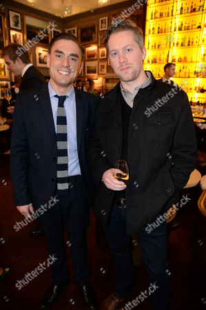 James Mullinger and Russ O'Connell